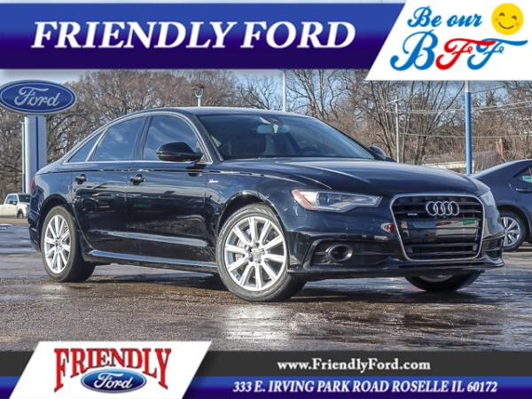 2014 Audi A6 in Roselle, IL