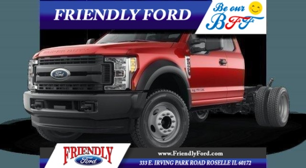 2019 Ford Super Duty F-450 Chassis Cab in Roselle, IL