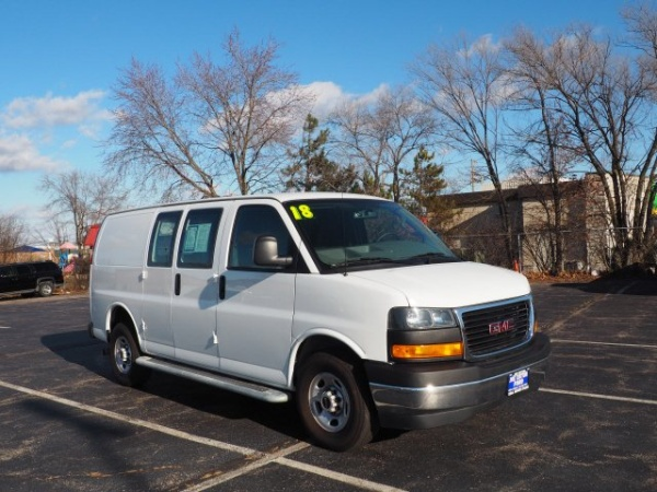 2018 GMC Savana Cargo Van in Carol Stream, IL