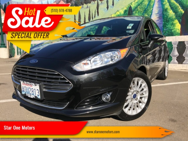 2014 Ford Fiesta in Hayward, CA