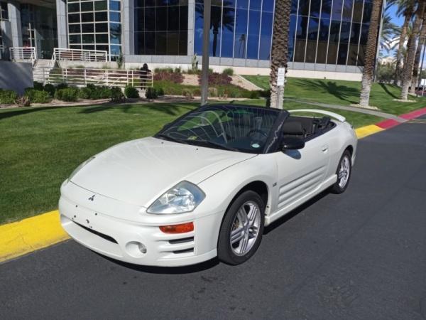 2004 Mitsubishi Eclipse Spyder GT
