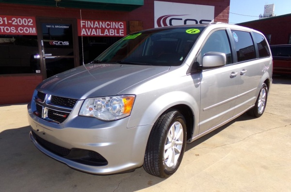 2016 Dodge Grand Caravan in Carrolton, TX