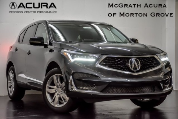 2020 Acura Rdx Sh Awd With Advance Package For Sale In Morton Grove