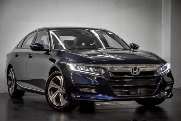 2018 Honda Accord EX-L