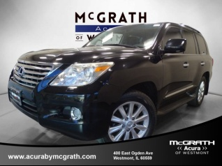 Used 2008 Lexus LX LX 570 For Sale In Westmont, IL