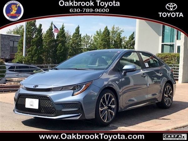 2020 Toyota Corolla in Westmont, IL