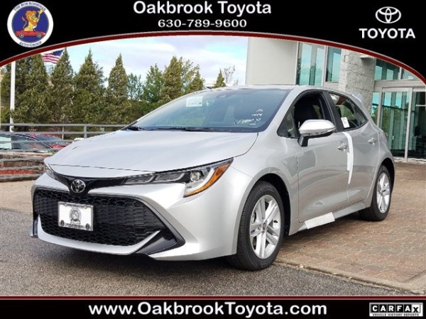 2019 Toyota Corolla Hatchback In Westmont Il