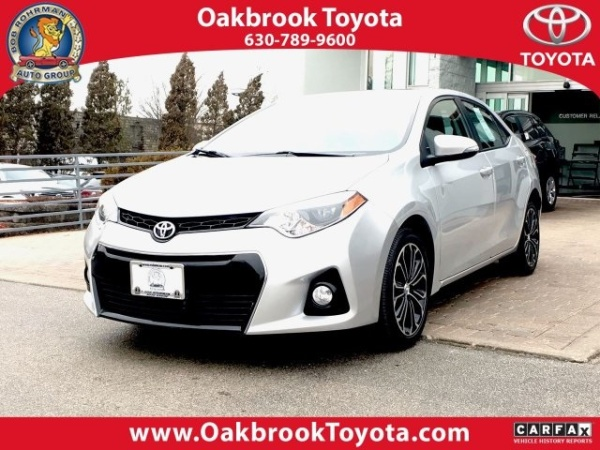 2017 Toyota Corolla In Westmont Il