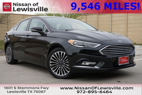 2018 Ford Fusion in Lewisville, TX