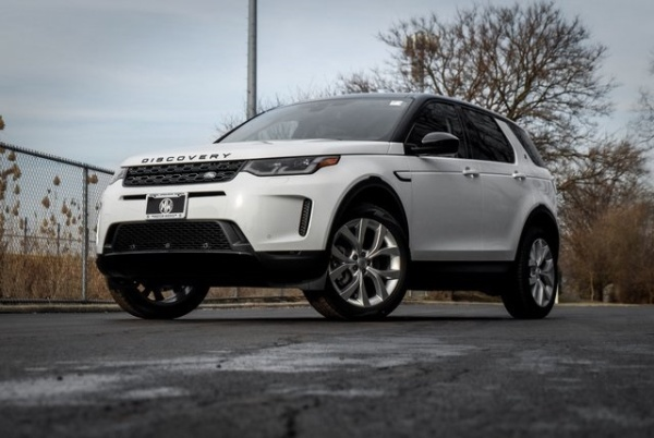 2020 Land Rover Discovery Sport in Schaumburg, IL