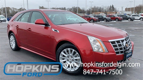 2012 Cadillac CTS in Elgin, IL