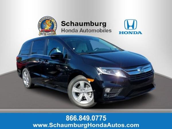 2020 Honda Odyssey in Schaumburg, IL