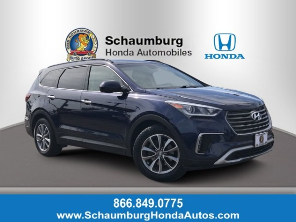 2017 Hyundai Santa Fe in Schaumburg, IL