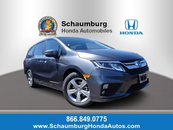 2019 Honda Odyssey in Schaumburg, IL