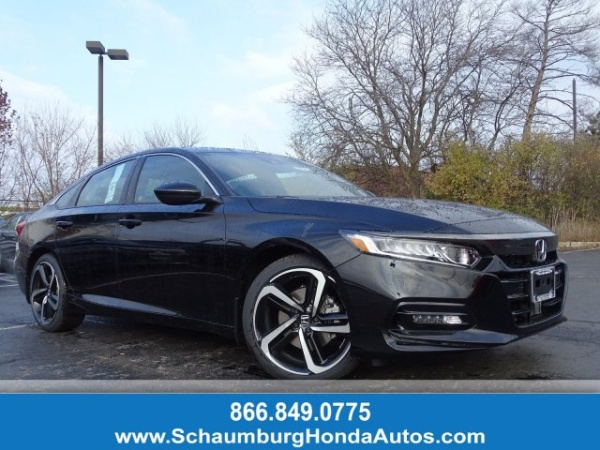2019 Honda Accord Sport 2.0T