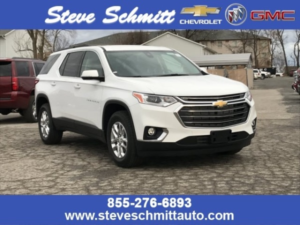 2020 Chevrolet Traverse in Highland, IL