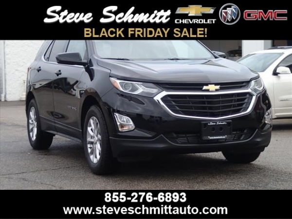 2020 Chevrolet Equinox in Highland, IL