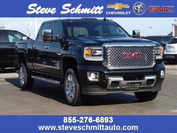 2016 GMC Sierra 2500HD in Highland, IL