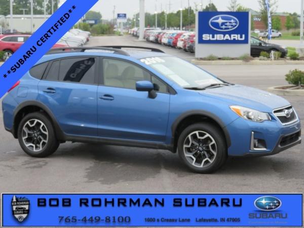 2016 Subaru Crosstrek in Lafayette, IN