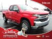 2019 Chevrolet Silverado 1500 LT Double Cab Standard Box 4WD for Sale in Greenfield, IN