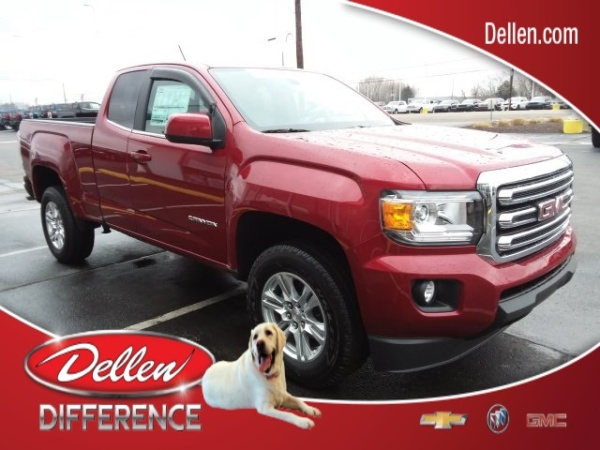 2019 GMC Canyon in Greenfield, IN