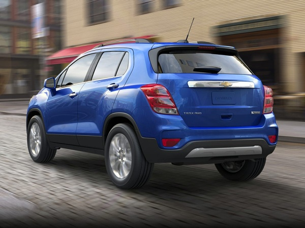 2020 Chevrolet Trax in Greenfield, IN