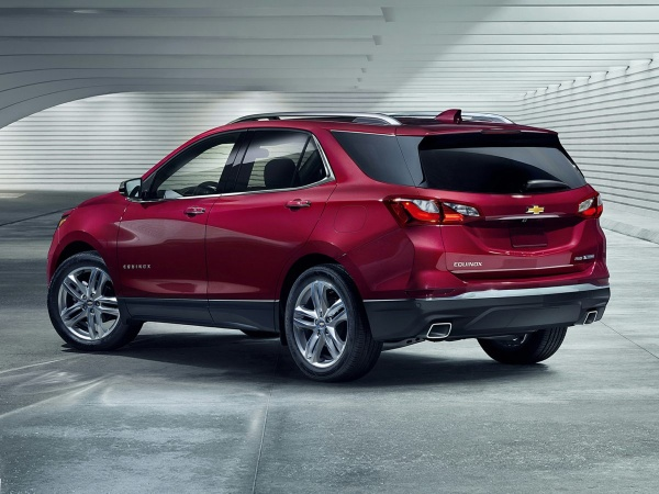 2020 Chevrolet Equinox in Greenfield, IN