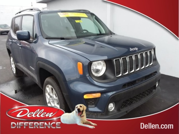 2020 Jeep Renegade in Greenfield, IN