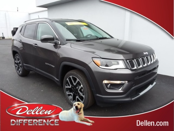 2019 Jeep Compass in Greenfield, IN