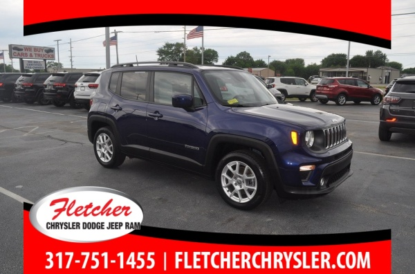 2019 Jeep Renegade in Franklin, IN