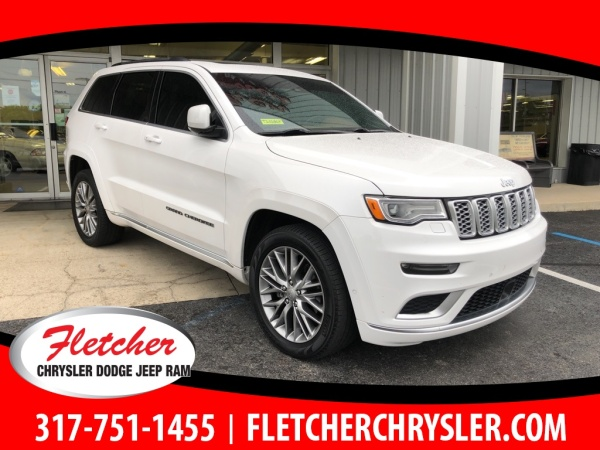 2018 Jeep Grand Cherokee in Franklin, IN