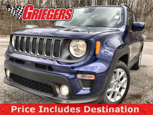 2020 Jeep Renegade in Valparaiso, IN