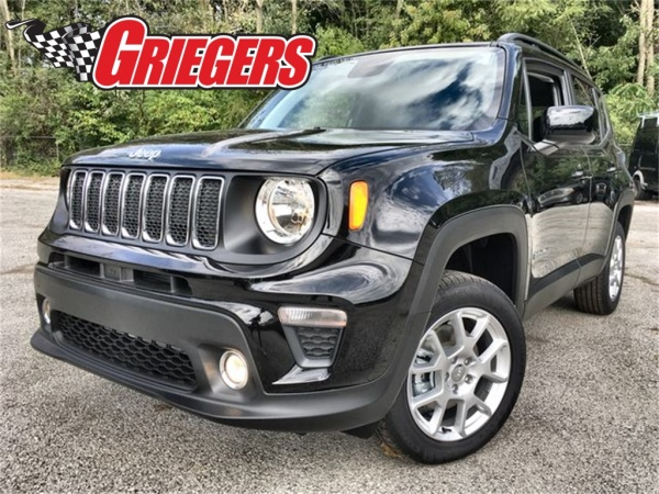 2019 Jeep Renegade in Valparaiso, IN