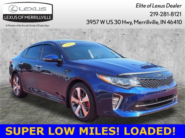 2018 Kia Optima in Merrillville, IN