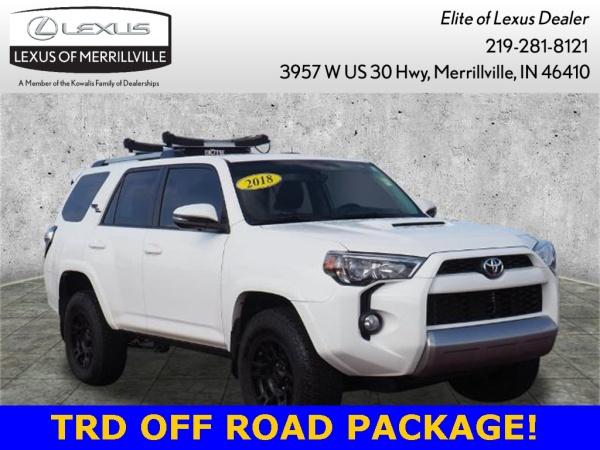 2018 Toyota 4Runner in Merrillville, IN