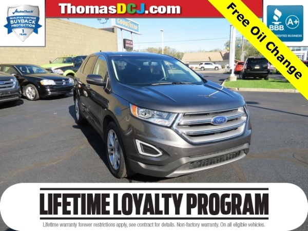 Ford Edge In Highland In