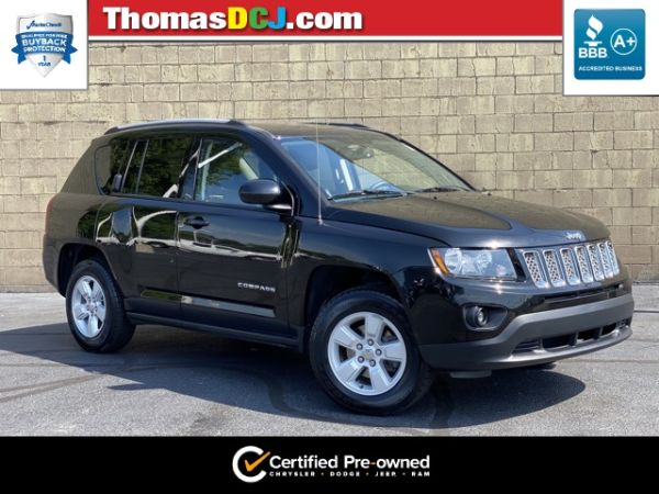 2017 Jeep Compass in Highland, IN