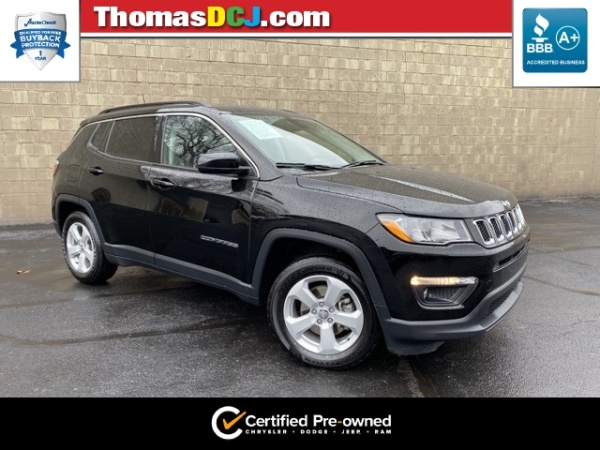 2019 Jeep Compass in Highland, IN