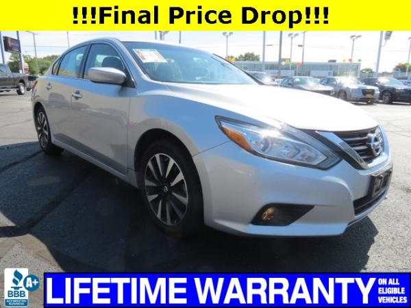 2018 Nissan Altima in Highland, IN