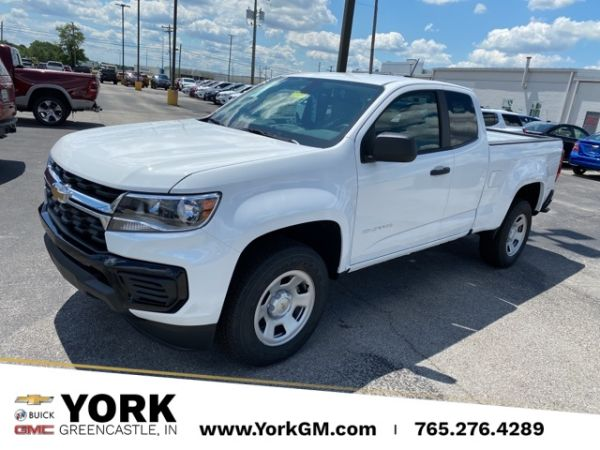 2021 Chevrolet Colorado
