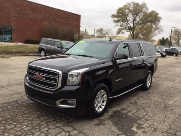 used gmc yukon for sale in muskegon mi u s news world report. Black Bedroom Furniture Sets. Home Design Ideas