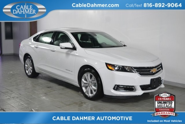 2019 Chevrolet Impala in Independence, MO