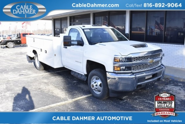 2019 Chevrolet Silverado 3500HD Chassis in Independence, MO