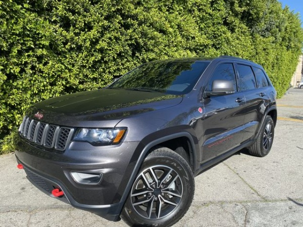 2020 Jeep Grand Cherokee in North Hollwood, CA