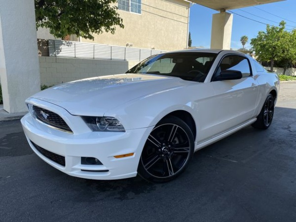 2013 Ford Mustang in North Hollwood, CA