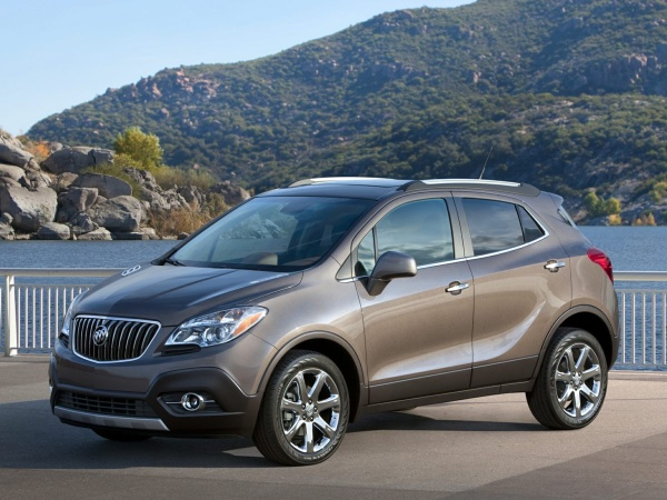 2016 Buick Encore in Raytown, MO