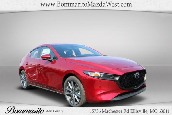 2019 Mazda Mazda3 5-Door Automatic FWD