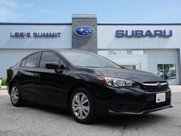 2020 Subaru Impreza in Lees Summit, MO
