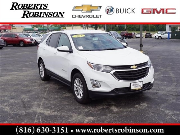 2018 Chevrolet Equinox in Excelsior Springs, MO