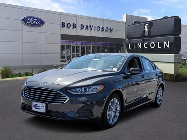 2020 Ford Fusion in Baltimore, MD